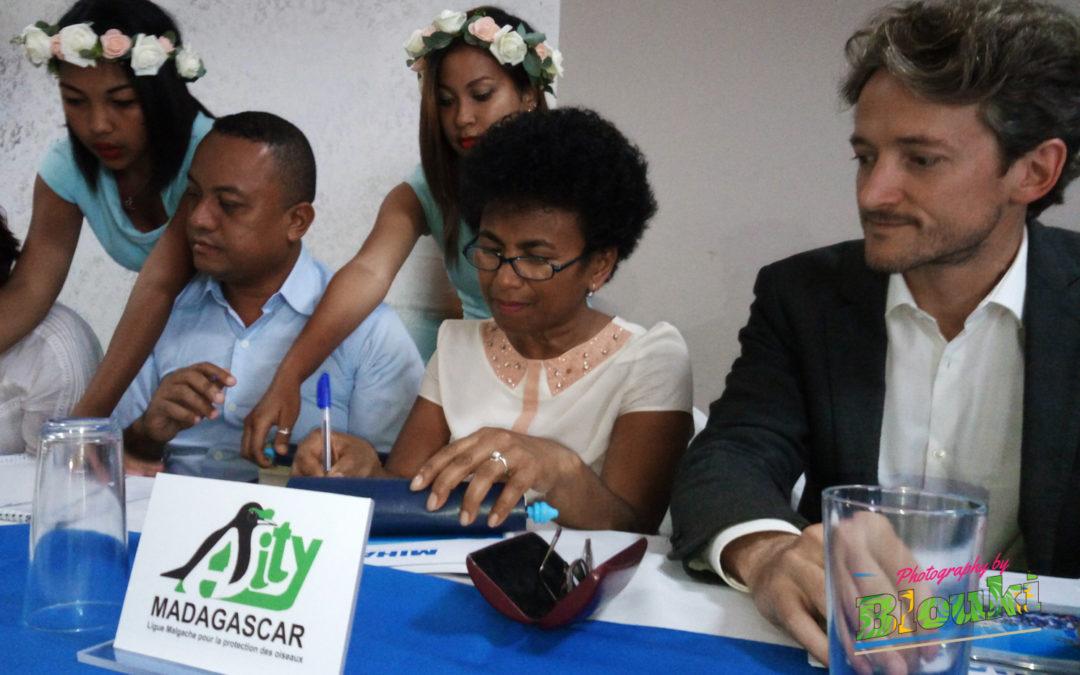 Asity MADAGASCAR: Signataire de la Charte MIHARI